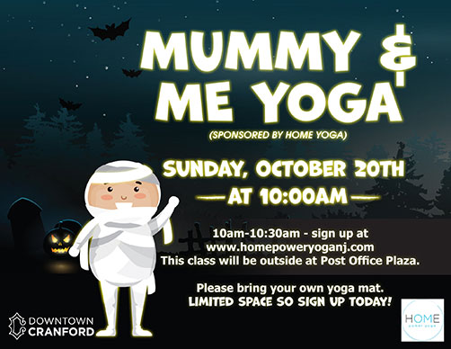 Mummy and Me Yoga (Free Event!)