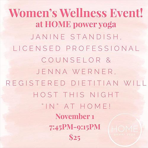 Women's Wellness Night