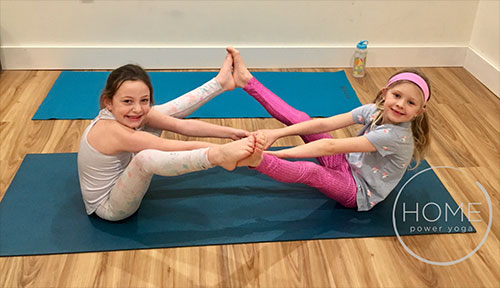 Acro-Hop Yoga (ages 6-10 years old) 6 week series
