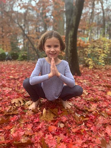Thanksgiving Yoga for Littles (ages 4 - 6) - Livestream
