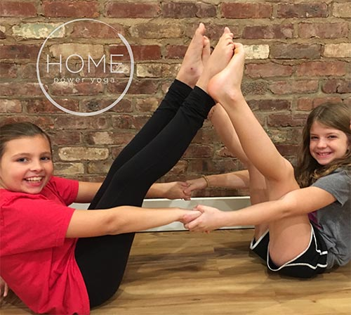 New Year's Eve Kids' Yoga Party