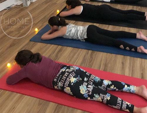 HOME Tween / Teen Yoga (6 week series)