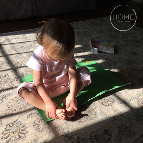 Toddler and Me Yoga (4-week series)