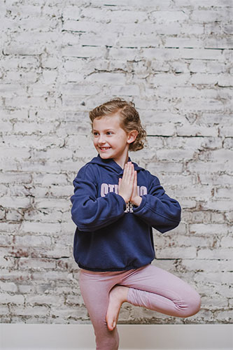 Power Yoga Kids (grades 1-6)