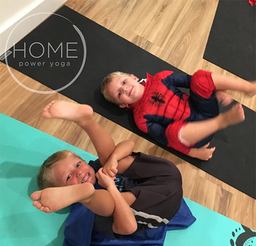 Yoga Friends (ages 3-5 years old) 6 week series