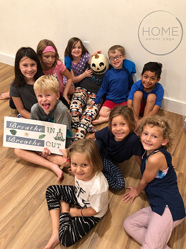 YogaKids (Ages 6-10) 6 week series