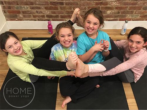 YogaKids (Ages 6-10) 6 week series