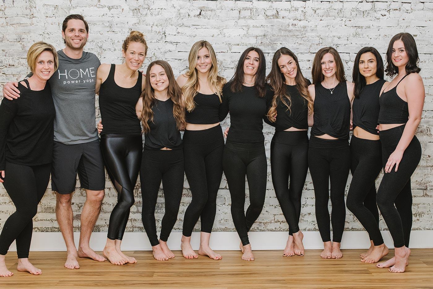 Home Power Yoga